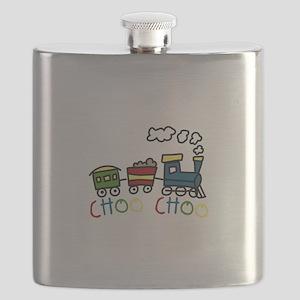 Choo Choo Flask