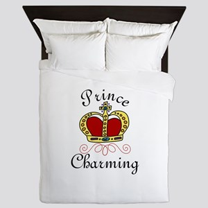 Prince Charming Queen Duvet