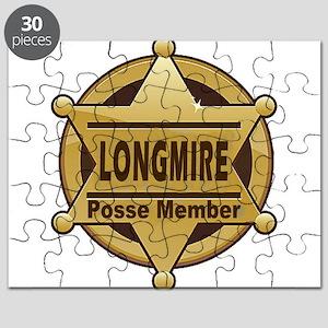 LongmirePosse Badge Puzzle