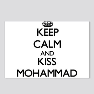 Keep Calm and Kiss Mohammad Postcards (Package of