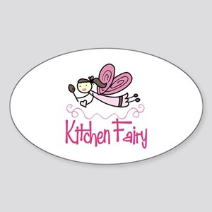 KITCHEN FAIRY Sticker