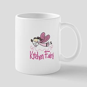 KITCHEN FAIRY Mugs
