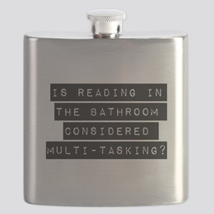 Is Reading In The Bathroom Flask