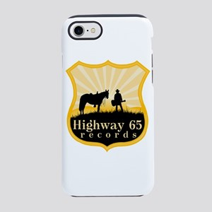 Highway 65 Records iPhone 7 Tough Case