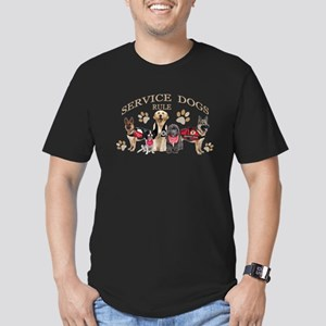 Service Dogs Rule Gifts and Apparel T-Shirt