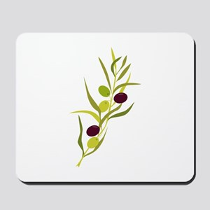 Olive Branch Mousepad