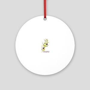 Italiano Ornament (Round)
