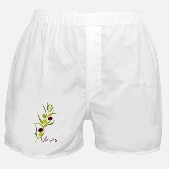 Olives Boxer Shorts