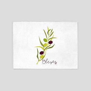 Olives 5'x7'Area Rug