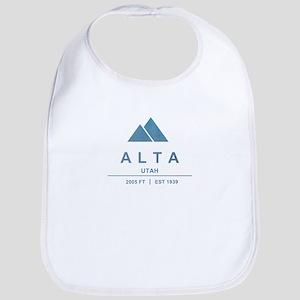 Alta Ski Resort Utah Bib