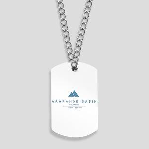 Arapahoe Basin Ski Resort Colorado Dog Tags