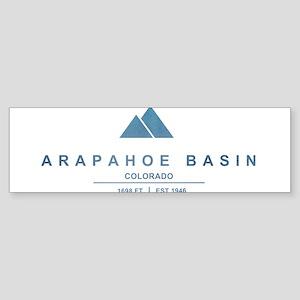 Arapahoe Basin Ski Resort Colorado Bumper Sticker