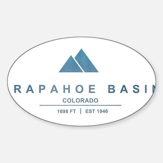 Arapahoe Basin Ski Resort Colorado Decal