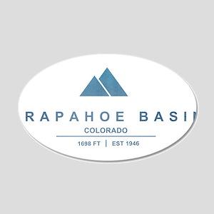 Arapahoe Basin Ski Resort Colorado Wall Decal