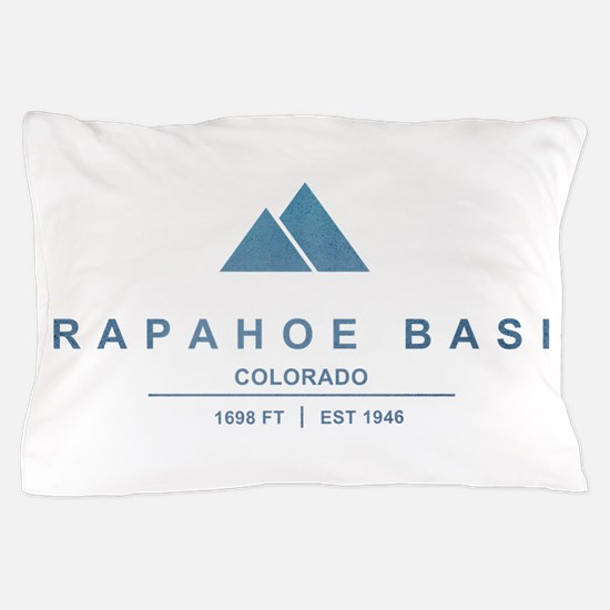 Arapahoe Basin Ski Resort Colorado Pillow Case