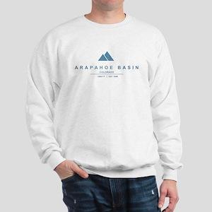 Arapahoe Basin Ski Resort Colorado Sweatshirt