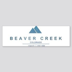 Beaver Creek Ski Resort Colorado Bumper Sticker