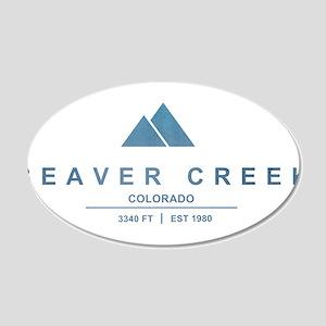 Beaver Creek Ski Resort Colorado Wall Decal
