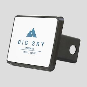 Big Sky Ski Resort Montana Hitch Cover