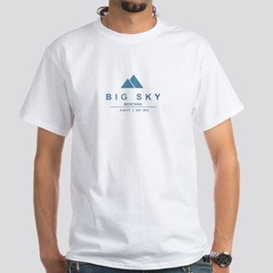 Big Sky Ski Resort Montana T-Shirt