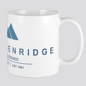 Breckenridge Ski Resort Colorado Mugs