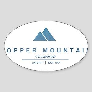 Copper Mountain Ski Resort Colorado Sticker
