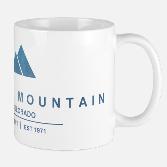 Copper Mountain Ski Resort Colorado Mugs