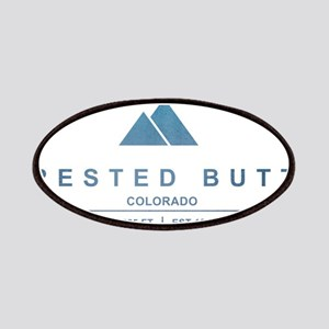 Crested Butte Ski Resort Colorado Patches