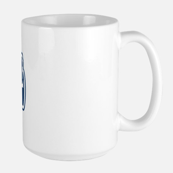WB Dad [Malay] Large Mug