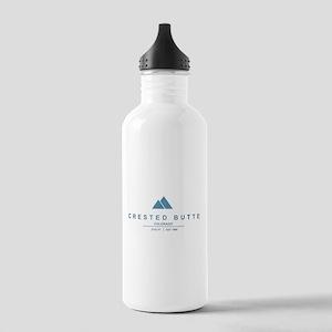 Crested Butte Ski Resort Colorado Water Bottle