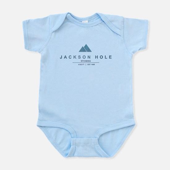 Jackson Hole Ski Resort Wyoming Body Suit