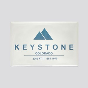 Keystone Ski Resort Colorado Magnets