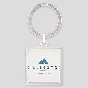 Killington Ski Resort Vermont Keychains
