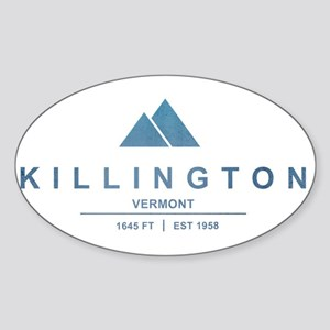 Killington Ski Resort Vermont Sticker