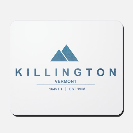 Killington Ski Resort Vermont Mousepad