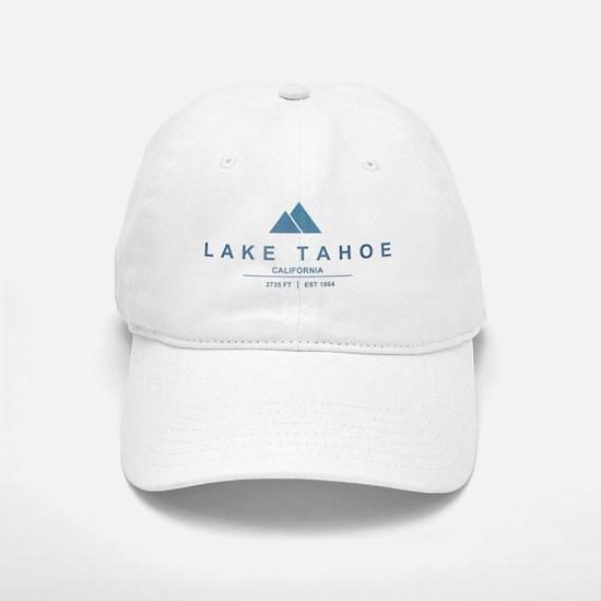 Lake Tahoe Ski Resort California Baseball Baseball Baseball Cap