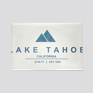 Lake Tahoe Ski Resort California Magnets