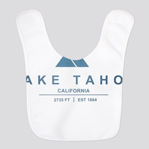 Lake Tahoe Ski Resort California Bib