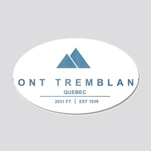 Mont Tremblant Ski Resort Quebec Wall Decal