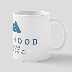 Mt Hood Ski Resort Oregon Mugs