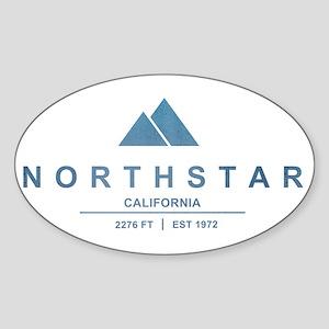 Northstar Ski Resort California Sticker