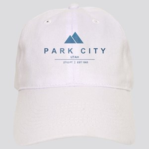 Park City Ski Resort Utah Baseball Cap