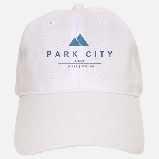 Park City Ski Resort Utah Baseball Baseball Baseball Cap