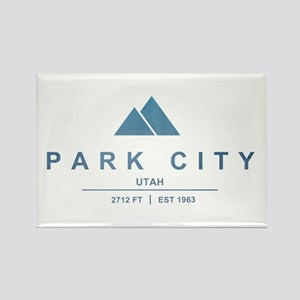 Park City Ski Resort Utah Magnets