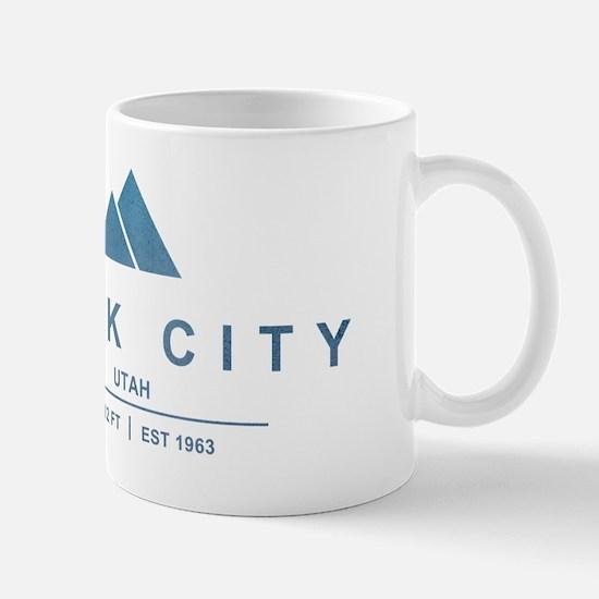 Park City Ski Resort Utah Mugs