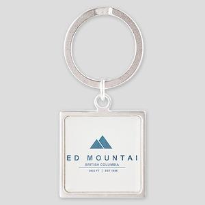 Red Mountain Ski Resort British Columbia Keychains