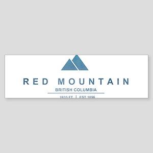 Red Mountain Ski Resort British Columbia Bumper St