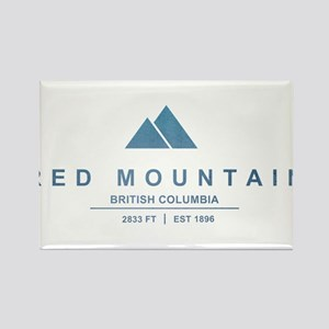 Red Mountain Ski Resort British Columbia Magnets