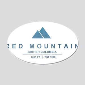 Red Mountain Ski Resort British Columbia Wall Deca