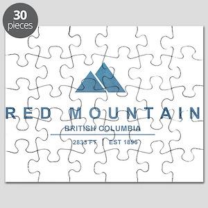 Red Mountain Ski Resort British Columbia Puzzle